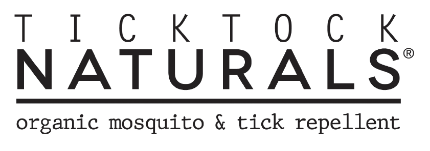 Tick Tock Naturals uses natural non-synthetic ingredients to repel bugs & ticks, does NOT contain DEET or Permethrin.